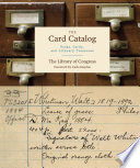 The Card Catalog