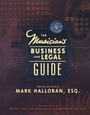 The Musician s Business and Legal Guide