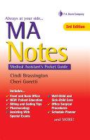 MA Notes