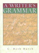 A Writer s Grammar