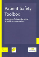 Patient Safety Toolbox