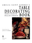 Amelia Saint George s table decorating book
