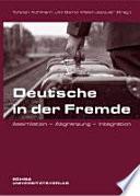 Deutsche in der Fremde