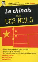 Le chinois   Guide de conversation pour les Nuls  2  me   dition