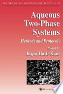 Aqueous Two phase Systems