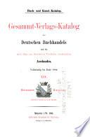 Buch- und kunst-katalog: Schweiz. 1881. Ausland. 1886. 2 v. in 1