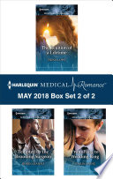 Harlequin Medical Romance May 2018 Box Set 2 Of 2