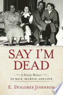 Say I m Dead Book PDF