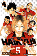 Haikyu    Vol  4