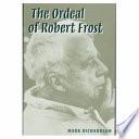 download ebook the ordeal of robert frost pdf epub