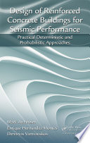 Design Of Reinforced Concrete Buildings For Seismic Performance
