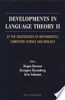 Developments in Language Theory II