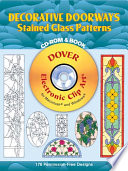 Decorative Doorways Stained Glass Patterns