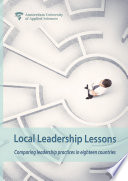 Local leadership lessons