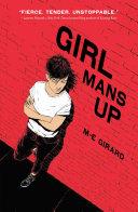 Girl Mans Up Book