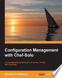 Configuration Management with Chef Solo