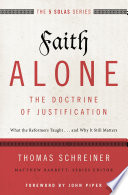 Faith Alone   The Doctrine of Justification