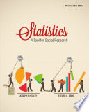 Statistics A Tool For Social Research Canadian Edition 3rd Ed