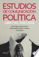 Estudios de comunicación política