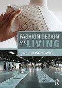 Fashion Design for Living Book