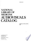National Library of Medicine Audiovisuals Catalog