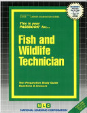 Fish and Wildlife Technician