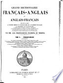 Grand Dictionnaire Francais anglais Et Anglais francais