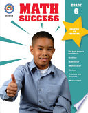 Math Success  Grade 6