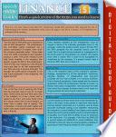 Finance  Speedy Study Guides