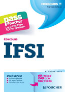 Pass Foucher   Concours IFSI   6e   dition   2015
