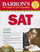 Barron s SAT 2009