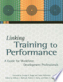 Linking Training to Performance