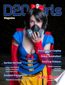 D20 Girls Magazine   Fall 2013