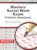 Masters Social Work Exam Practice Questions