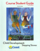 Developing Person Through Childhood and Adolescence Telecourse Studyguide