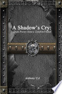 A Shadow        s Cry  Dark Poetry from a Troubled Mind