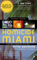 Homicide Miami Night In Miami Frank Griga