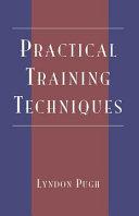 Practical Training Techniques