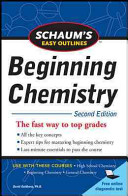 Schaum s Easy Outline of Beginning Chemistry  Second Edition