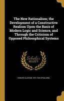 New Rationalism The Developmen book