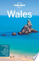 Lonely Planet Reisef  hrer Wales