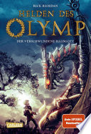 Helden des Olymp 1  Der verschwundene Halbgott