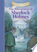 The Adventures Of Sherlock Holmes : several mysteries with the aid of...
