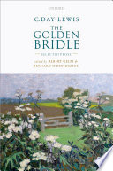 C  Day Lewis  the Golden Bridle