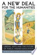 Ebook A New Deal for the Humanities Epub Gordon Hutner,Feisal G. Mohamed Apps Read Mobile