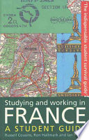 Studying And Working In France