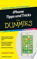 iPhone Tipps und Tricks f r Dummies