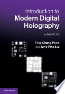 Introduction to Modern Digital Holography