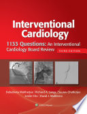 1133 Questions  An Interventional Cardiology Board Review