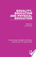 Equality  Education  and Physical Education